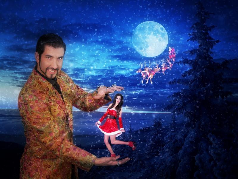 Świąteczne Pokazy Iluzji